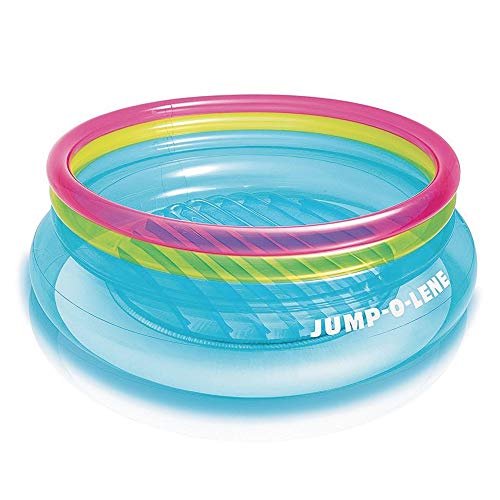Intex Inflatable 80' Jump-O-Lene Ring Bouncer for Kids Ages 3-6