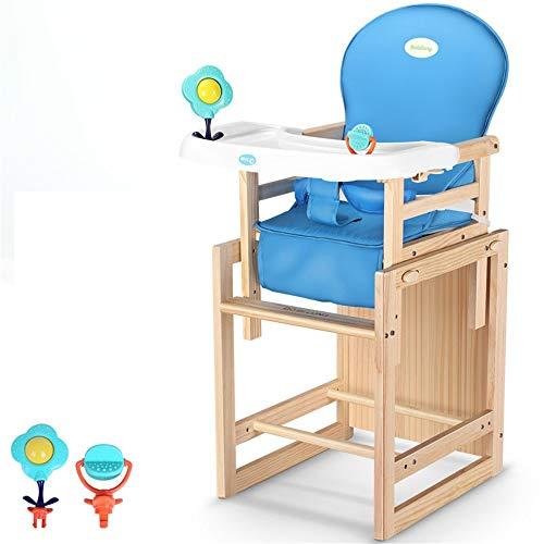 Baby Hoge stoel Kinderen Dinner Stoel Met Lade Feeding Plate Baby Booster Stoel Hoge Stoel Draagbare Tafel Anti-slip Veilig Comfortabele Verstelbare Hoogte Opvouwbare Feeding Baby Voor Baby Peuters Kinderen Voor