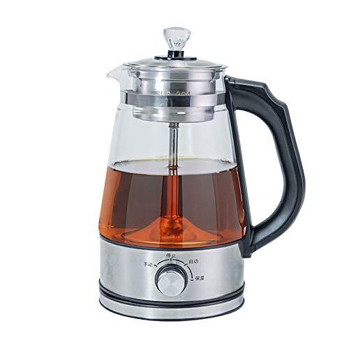 YIBOKANG Olla De Salud del Hogar 4 Operación De Regulación De Engranajes Aislamiento Simple Cocina Oficina De Té 1.0L Agua Inteligente