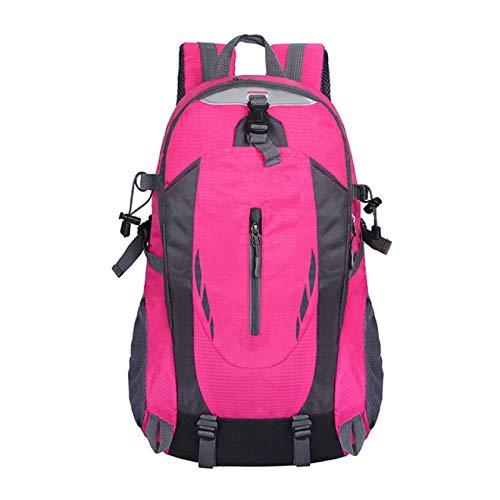 HUANGDANSEN Running Backpack 40L Outdoor Travel Bag Sports Travel Mountaineering Backpack Hiking Rucksack Travel Waterproof Single