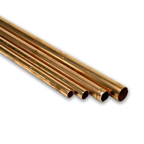 5m Kupferrohr Stange RAL-DVGW halbhart EN 1057 15x1mm