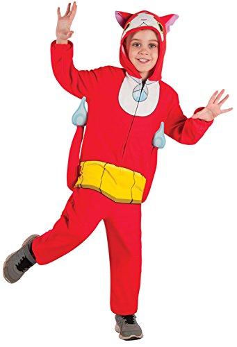 Rubie's Costume Yo-Kai Watch Jibanyan Child's Costume, One Color, Medium