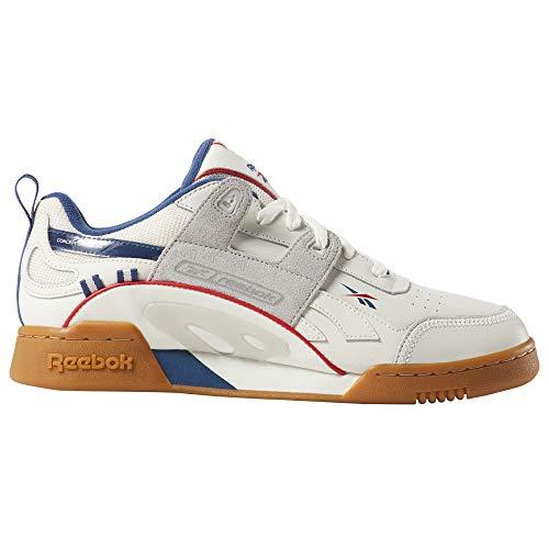 Reebok Herren Workout Plus ATI 90S Sneaker Weiß, 41