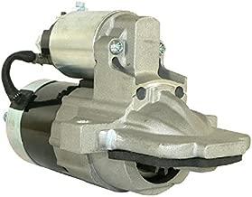 DB Electrical SMT0253 Starter For Mazda 3 2.0 2.0L 04 05 06 07 08 09 2004 2005 2006 2007 2008 2009 /L813-18-400, L813-18-400A /M0T90981