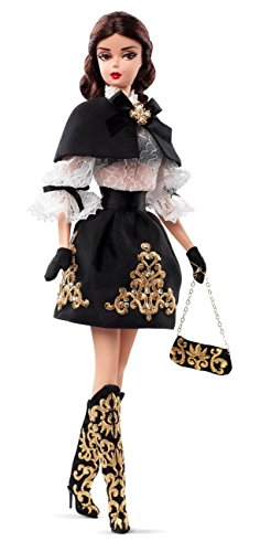 Barbie - Muñeca con Vestido de Atelier Florentin (Mattel BCP82)