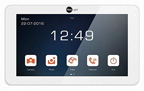 Zusatzmonitor für NeoLight Porta 7 ✓ Touchscreen 7 Zoll Monitor ✓ HD-Display ✓ 2-Draht-Technik