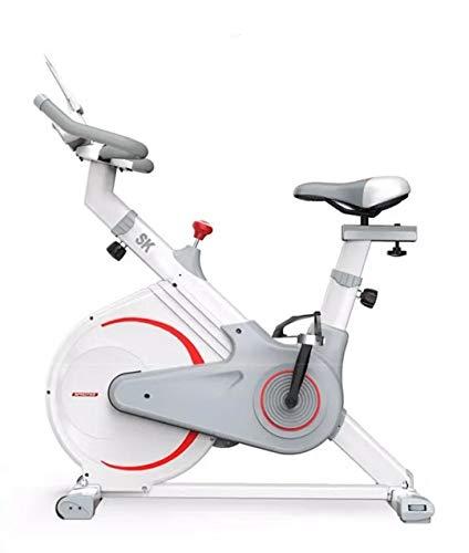 Ergomètre exercice Réglage de la résistance de vélo d'exercice gagner test de vélo avec stepless moniteur...