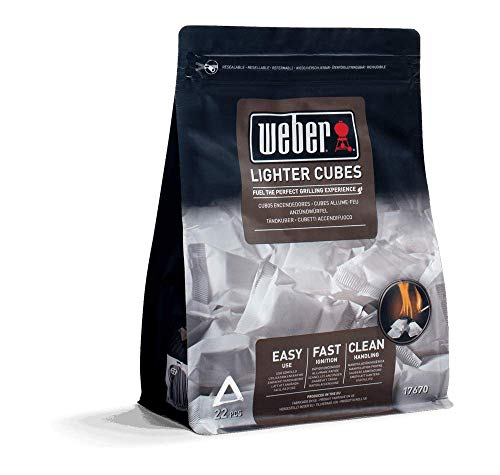 Weber® Anzündwürfel, 22 Stück