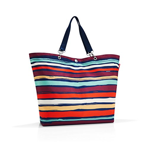 reisenthel shopper XL 68 x 45,5 x 20 cm / 35 l / artist stripes