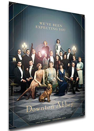 Instabuy Poster - Playbill - Downton Abbey Variant 13 A3 42x30