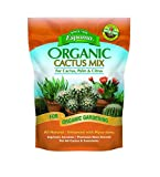 Espoma Cactus Potting Mix, Natural & Organic Soil for Cactus, Succulent, Palm, and Citrus, 8 qt,...
