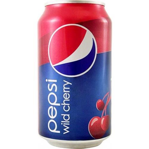 Wild Cherry Pepsi 12 FL OZ (355ml) - 24 Cans