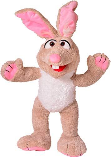 Living Puppets Hand Puppe Hironimus Muffelfuß W821 62cm Hase Rabbit Soft Toy