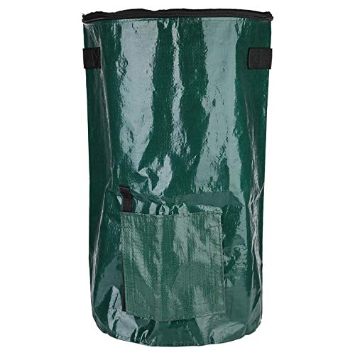 Best Price AloPW Yard Waste Bags Compost Bag Ferment Waste Disposal Homemade Organic Waste Garden Ya...