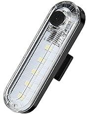 Bicicleta Luz trasera, fundido Power 5LED USB recargables Agua Densidad Super brillante iluminación Opciones de 4modos trasera para bicicleta, para carrito, Juego de luz para bicicleta, luz de bicicleta