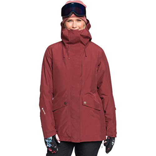 Roxy Glade Gore-Tex 2L Jacket - Women's Oxblood Red, S