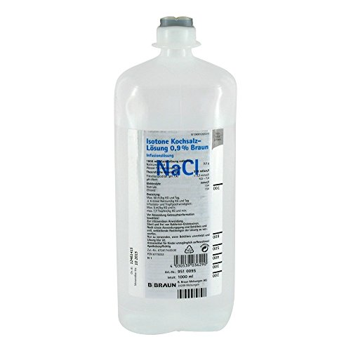 ISOTONE Kochsalz-Lösung 0,9% Braun Ecoflac Plus 1000 ml