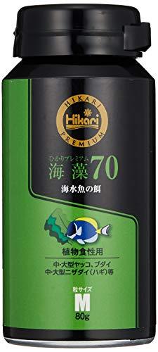 ヒカリ (Hikari) ひかりプレミアム海藻 70 M サイズ