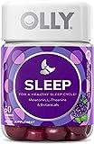 Olly Restful Sleep BlackBerry Zen Vitamin Gummies (Pack of 4)