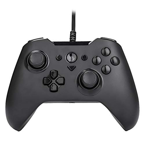 ZD-O Wired Gaming Controller 6 Remappable Multi-Function Buttons for Steam Nintendo Switch,Lapto PC(Win7-Win10),Android Smartphone Tablet VR TV Box