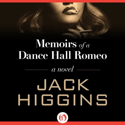 Memoirs of a Dance Hall Romeo audiobook cover art