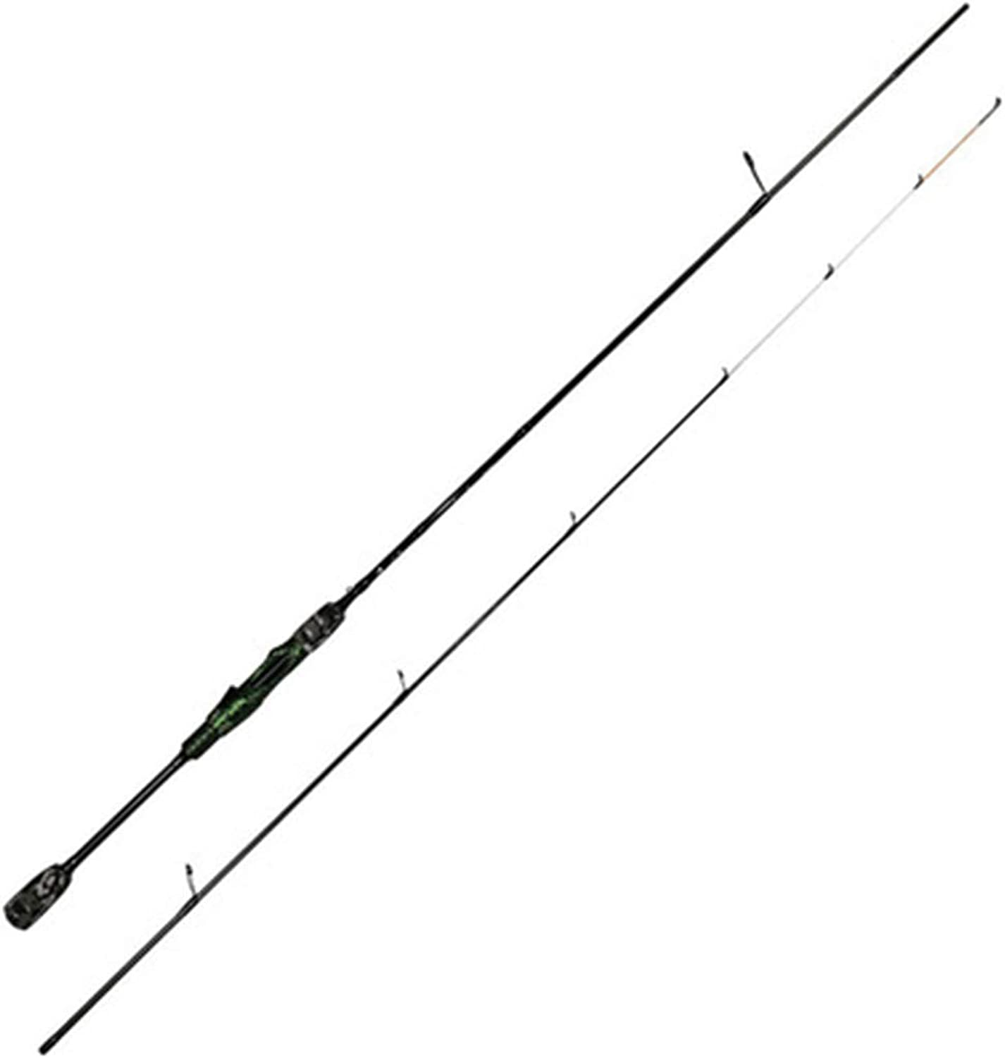 Fishing Rod, Horse Mouth Rod UL Super Soft, Carbon, Straight Shank, Lu Ya Rod 1.95 2.1 2.25 Meters
