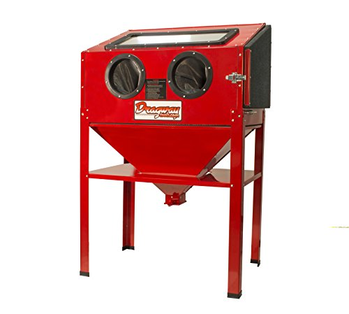 Dragway Tools Model 60 Sandblast Cabinet