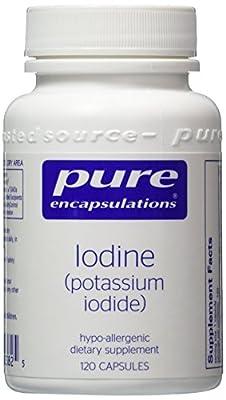 Pure - Iodine (Potassium Iodide) - 120 Veggie Caps