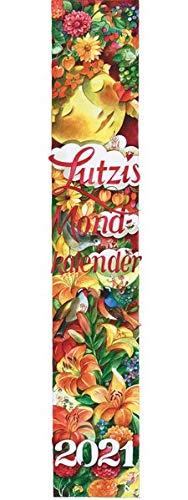 Lutzis Mondkalender lang 2021: Andrea Lutzenberger