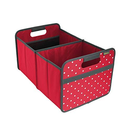 meori 71 742 Faltbox, Rot/Punkte, Box
