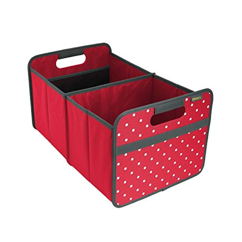 meori 71 742 Faltbox, Rot/Punkte, Box
