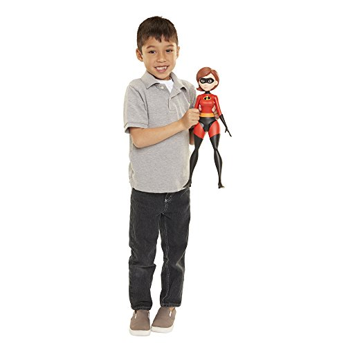 The Incredibles 2 Elastigirl Action Figure, 17 Inches Tall!