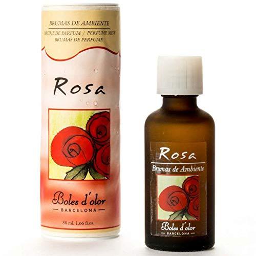 Boles d'olor Rose Bruma Ambients EDP - Difusor de Aroma eléctrico (50...