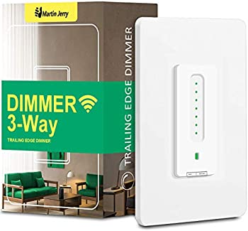 Martin Jerry 3-Way Smart Dimmer Switch