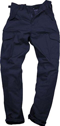 Blue Castle Pantalon de combat pour homme Uni - bleu - X-Large