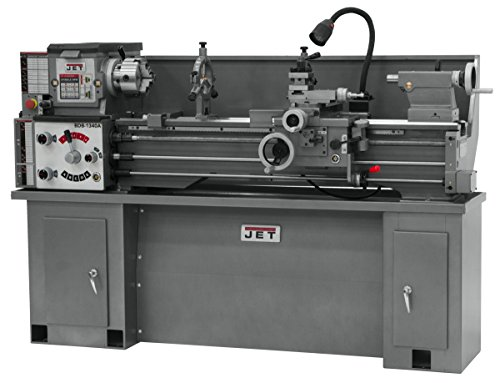 Review JET 321101AK GHB-1340A Lathe with CBS-1340A Stand