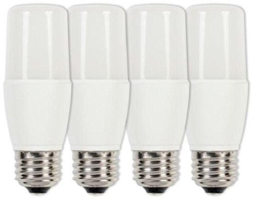 Westinghouse Lighting LED, Aluminium, E27, 8 W, warmweiß, 4 pieces Pack, 4 Einheiten