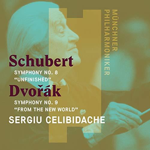 Schubert Sinfonie 8/Dvorak Sinfonie Nr. 9