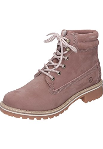 Tamaris Damen 25242-21 Combat Boots, Pink (Old Rose 517), 40 EU