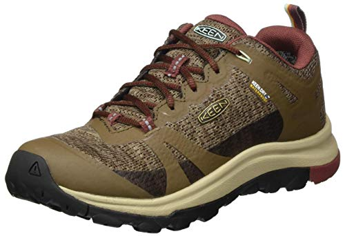 KEEN Terradora 2 Low Height Waterproof, Zapatos para Senderismo Mujer, Cantina Andorra, 38.5 EU