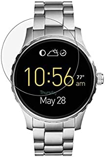 Plus 0.3mm Pro+ Tempered Glass Screen Protector with Packaging Kit for Fossil Q Marshal