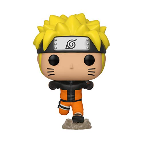 Funko - Pop! Animation: Naruto - Naruto Running Figura Coleccionable, Multicolor (46626)