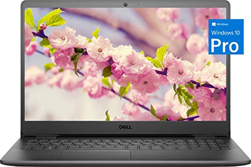 2021 Newest Dell Inspiron 3000 Business Laptop, 15.6 Inch HD Display, Intel Pentium Processor N5030, 16GB RAM, 256GB SSD, Webcam, Wi-Fi, HDMI, Windows 10 Pro, Black (Latest Model)