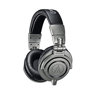 Audio Technica ATH-M50XGM Professional Monitor Headphones, Metal, incl. hard case for headphones (B07662ZD8J) | Amazon price tracker / tracking, Amazon price history charts, Amazon price watches, Amazon price drop alerts