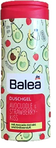 Balea Duschgel Avocuddle & Strawberry 300 ml