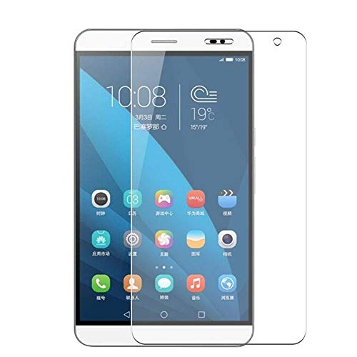 Puccy Privacy Screen Protector Film, Compatible with Huawei MediaPad X1 / X2 7.0 7' Honor X1 / Honor X2 Anti Spy TPU Guard ( Not Tempered Glass Protectors )