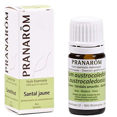 Santal jaune huile essentielle 5 ml de Pranarom