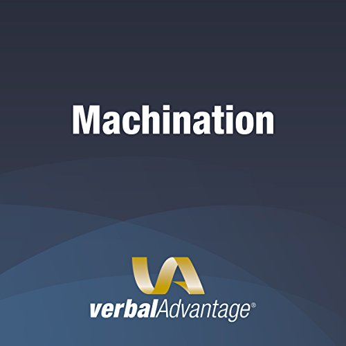 Word of the Day: Machination cover art
