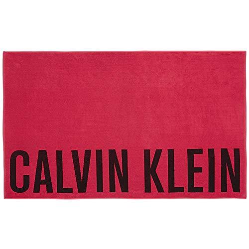 Calvin Klein Toalla De Poder Intensa, Glo Rosa Talla única Rosado