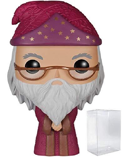 HARRY POTTER - Albus Dumbledore #04 Funko Pop! Vinyl Figure (Includes Compatible Pop Box Protector Case) image